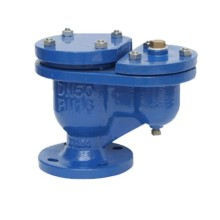 Double Spheres Flange Air Valve
