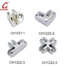 Quincaillerie Accessoires en verre Clip Glass Partition Clip (CH1222)