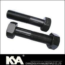 (M5-M100) Perno hexagonal y tuerca para la industria