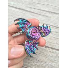 Shineme Hot-Selling Three Leaf Fly Dragon Fidget Spinner Hand Spinner Smfh065
