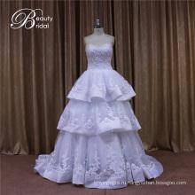 Платье свадебное белое свадебное платье