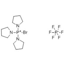 Bromo-tris-pyrrolidino-phosphonium hexafluorophosphate CAS 132705-51-2