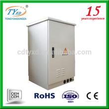 custom outdoor telecom network distribution box