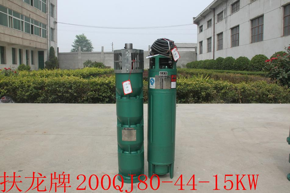 200QJ well water pump