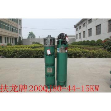 200QJ electric irrigation agricultural well pump
