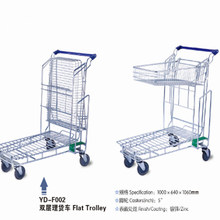 Warehouse Trolley Cart Direct From Factory