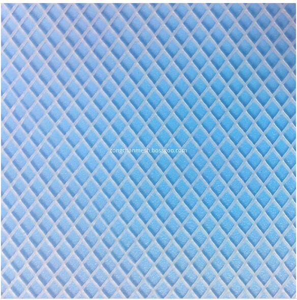 PE Diamond Mesh Air Filter Netting