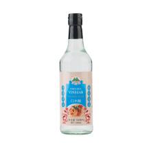 Botella de vidrio de 500 ml de vinagre de arroz blanco