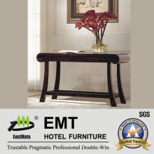 Mesa de consola de madeira em madeira de alta qualidade (EMT-CA29)