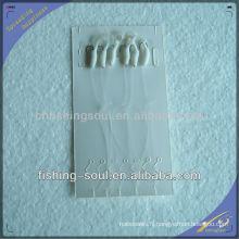 SBL005 Sabiki Soft Worm Baits Rigs Glow Perle Appât Doux Leurre