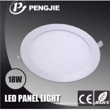 Buena calidad Panel redondo de luz LED para interiores