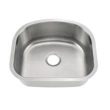 6054A Undermount Single Bowl Kitchen Sink