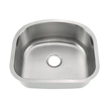 6054A Unterbau-Einzelwaschbecken