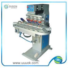 Impresora del cojín de color venta caliente 4