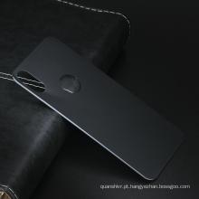 Mais novo Fashional 3d curvo protetor de telefone de vidro temperado protetor tampa traseira acessórios do telefone móvel capa para iphone X