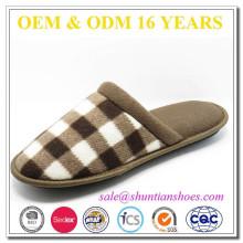 Chaussure intérieure confortable pour homme
