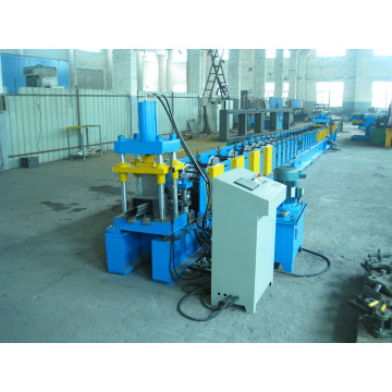 Fully Automatic Galvanized Steel Door Frame Roll Former with PLC Panasonic