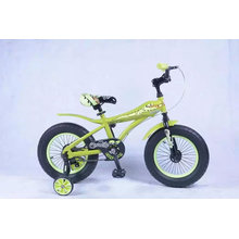 16 Inch Wholesale New Model Cheap Child Bike / Bicycle Prices / Four Training Wheels Kids Bicycle for 3 Years Old