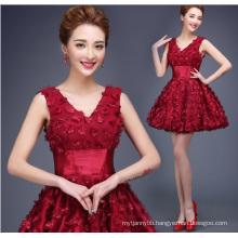 High Quality V-Neck Women Dress Hotsale Women Party Dress