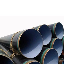 En10219 s235 lsaw ssaw anticorrosive spiral steel pipe