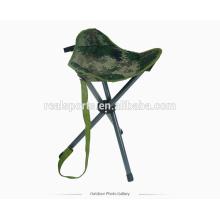 Dobrável portátil ao ar livre caminhadas triângulo pesca cadeira / cadeira de acampamento / cadeira triângulo