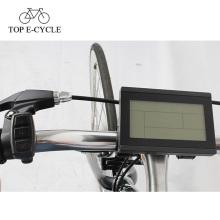Affichage à cristaux liquides populaire d'affichage à cristaux liquides d'eBicycle de bicyclette de 2017 avec le câble imperméable / normal