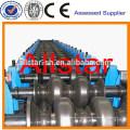 Shanghai Allstar estándar resistente barrera la barandilla/tráfico carretera hidráulica del rodillo que forma la máquina