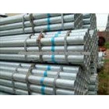 tuyau en acier galvanisé à chaud-plongé/Trempette chaude/prix tuyaux en acier galvanisé pipe en acier galvanisée