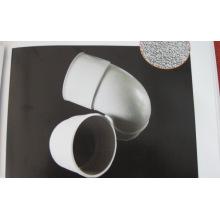 Matéria prima dos grânulos compostos do PVC