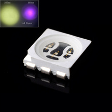 355nm UV LED 5050 Mor SMD LED
