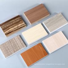 High density 3mm 5mm plastic weatherproof flexible kitchen pvc foam board