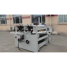 Machine à revêtement à rouleaux UV machine à glacer UV pour armoire / meuble de cuisine