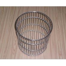 Bandeja dos instrumentos médicos, cozinha de aço inoxidável que cozinha a cesta da rede de arame