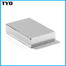 N52 Neodym Starker Block gesinterter NdFeB Permanenter Magnet