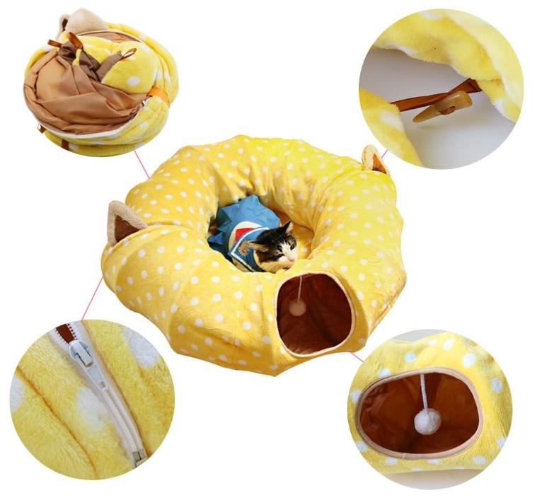 Pet Tube Toy