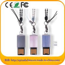 Mini stick forma chave USB flash drive para laptop (em606)