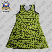 Robe netball de sublimation de mode 2015