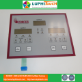 CONCOA IntelliSwitch Gas Switchover Membrane Keypad