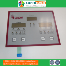CONCOA IntelliSwitch Gas Switchover Membraantoetsenbord