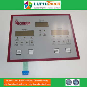 CONCOA IntelliSwitch Gas Switch Gembe Keypad