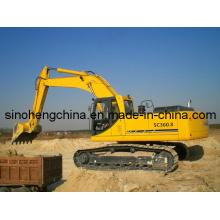 46,5 toneladas, máquina escavadora Sc450.8 da mineração da cubeta de 2,1 M3