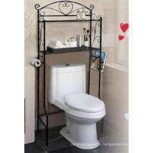 Muebles nuevo diseño estante baño soporte de exhibición (GDS-BR01)