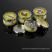 Metal Tobacco Herb Grinder for Smoking Wholesale (ES-GD-010)