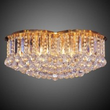 China Manufacturer for Ceiling Lights Living room Crystal Ceiling light fixture export to Italy Suppliers