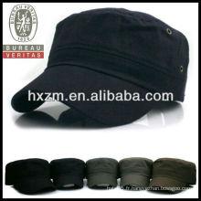 CADET brim beanie visor chic unisexe Chapeaux chapeau militaire pour hommes femmes nouveau