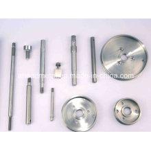 CNC, transformando as peças para acessórios de iluminação