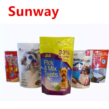 Benutzerdefinierte Pet Food Bag