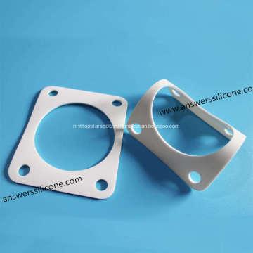 Изготовленные на заказ прозрачные резиновые кольца / уплотнения / прокладка силиконовая шайба
