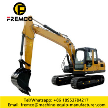 Digging Machine Small Crawler Excavator
