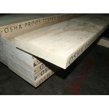 Pine Flooring LVL pour la construction de bâtiments